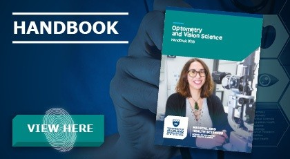Optometry handbook