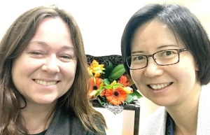 Image of Drs Monica Acosta & Cindy Guo